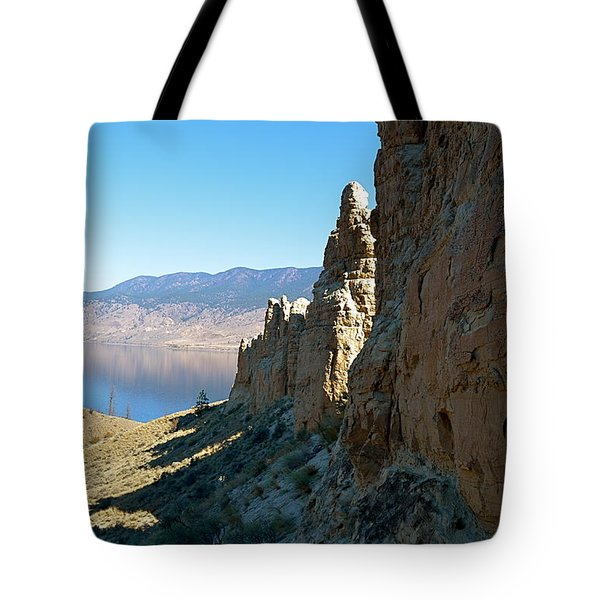 Kamloops Lake Hoo Doo's Tote Bag