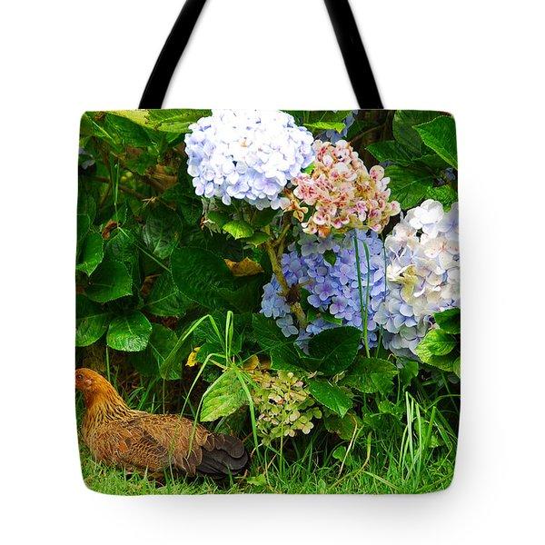 Tote Bag featuring the photograph Kauai Wildlife by Lynn Bauer