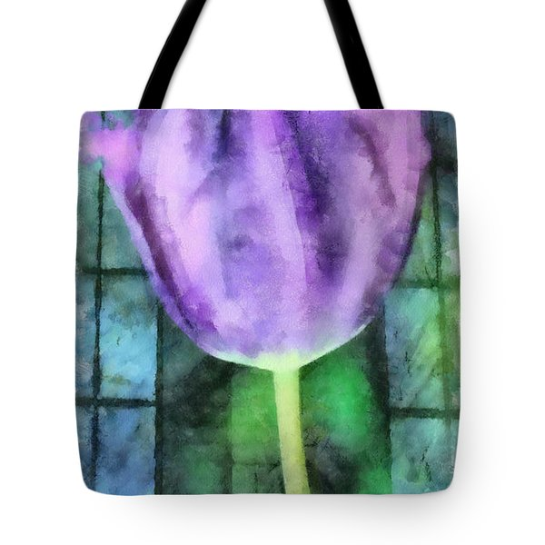Keep It Simple Tote Bag by Trish Tritz