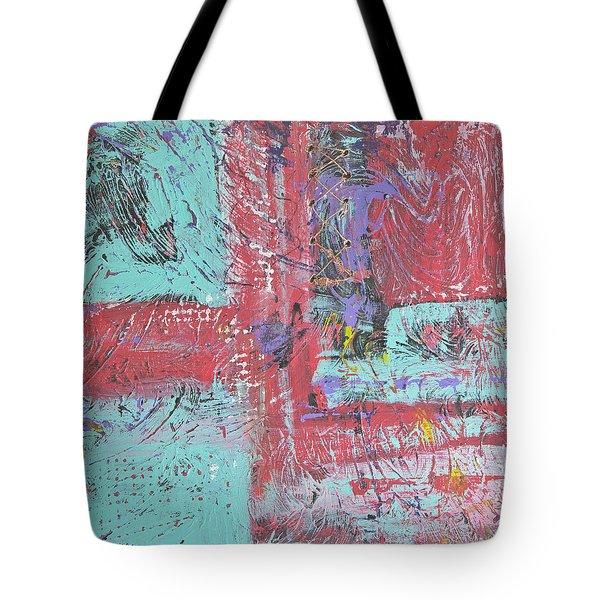 Keeping It Together Tote Bag by Wayne Potrafka