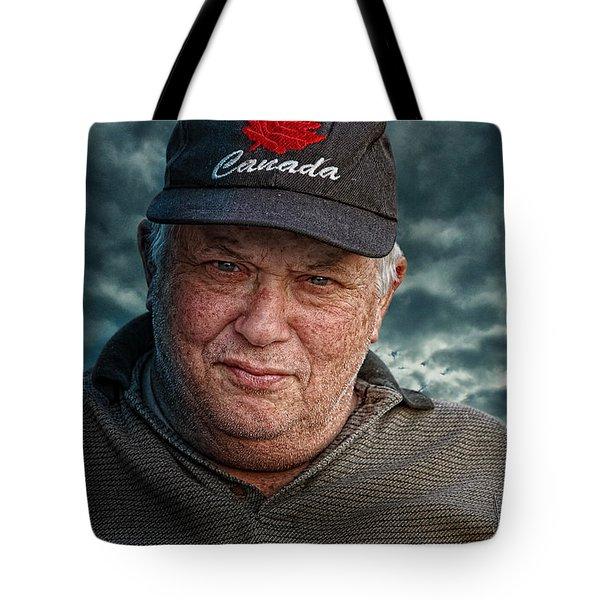 Ken Lees Tote Bag