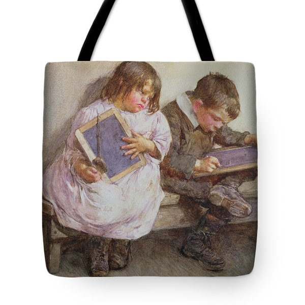 Kept In Tote Bag by John Henry Henshall