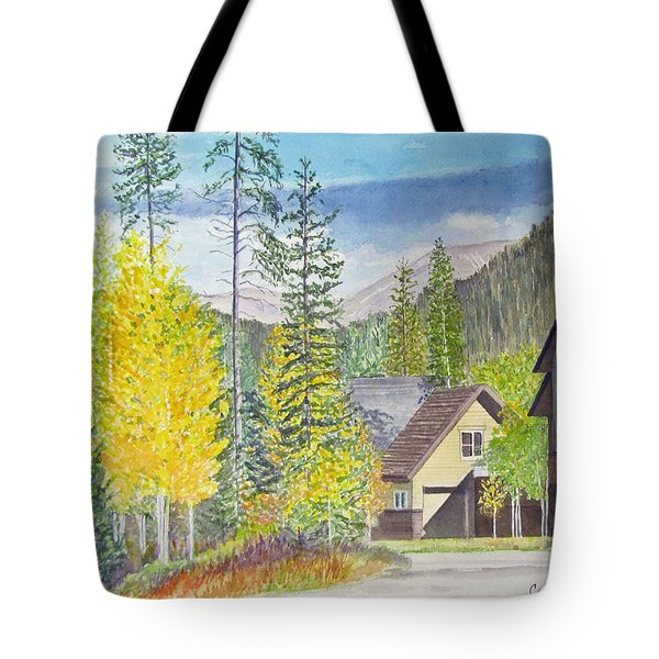 Keystone Co Tote Bag