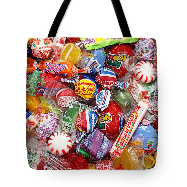 Kids Play 1 Tote Bag by Andee Design