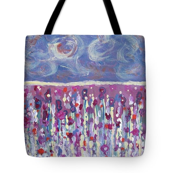 Kimberly Iris's Tote Bag