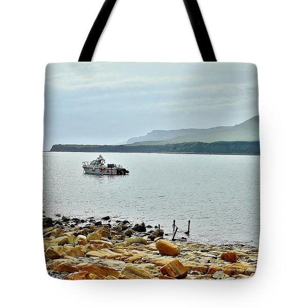 Tote Bag featuring the photograph Kimmeridge 1 by Katy Mei