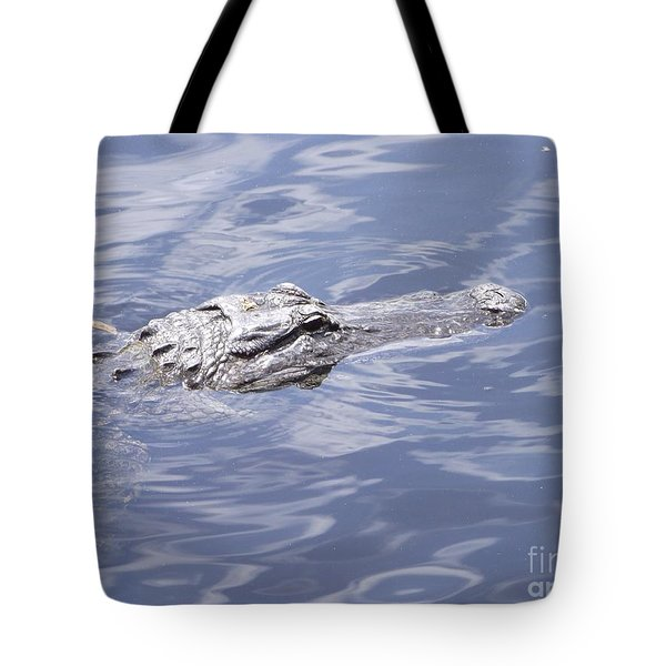 King Of The Everglades Tote Bag