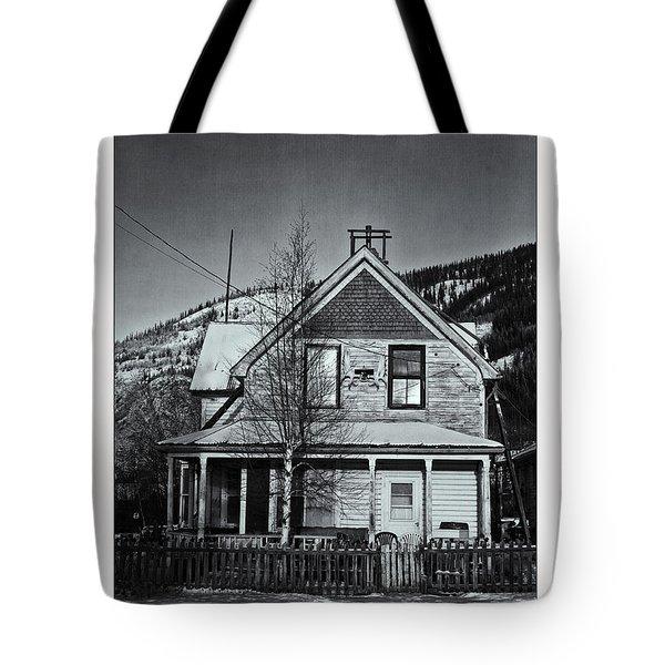 King Street Tote Bag
