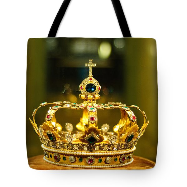 Kingdom Tote Bag by Syed Aqueel