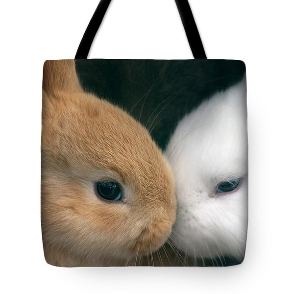 Kissing Cousin's Tote Bag by Living Color Photography Lorraine Lynch