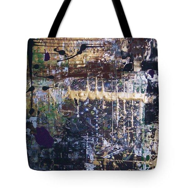 Klondike Gold Tote Bag