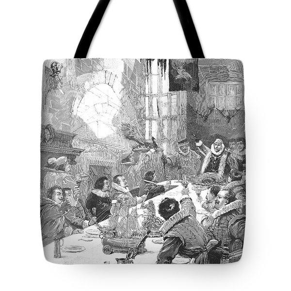 Knighting The Sirloin Tote Bag by Granger