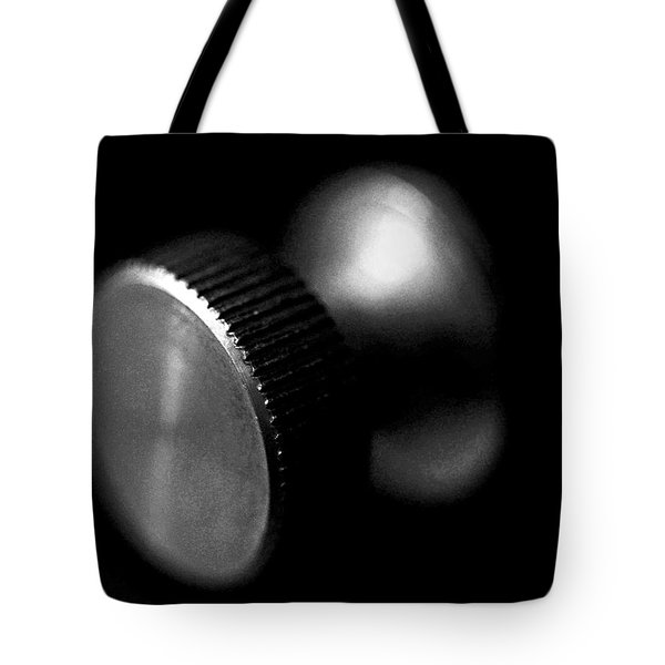 Knurled Tote Bag by Lisa Phillips