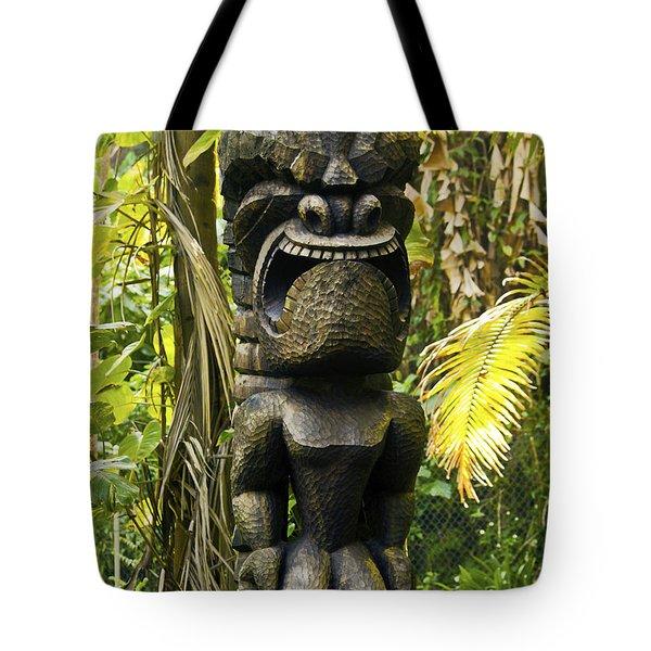 Ku - God Of War Tote Bag
