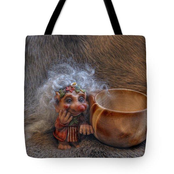 Kuksa Troll Tote Bag