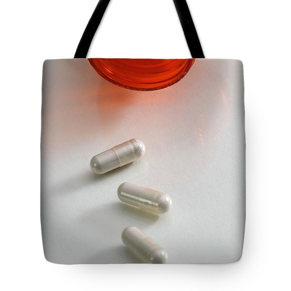 L5 Hydroxytryptophan Tote Bag by Photo Researchers, Inc.