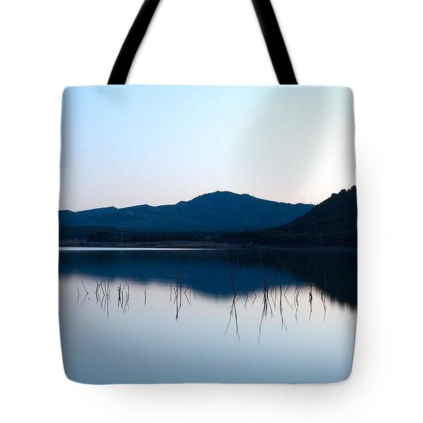 La Estanca-perdiguero 1 Tote Bag by RicardMN Photography