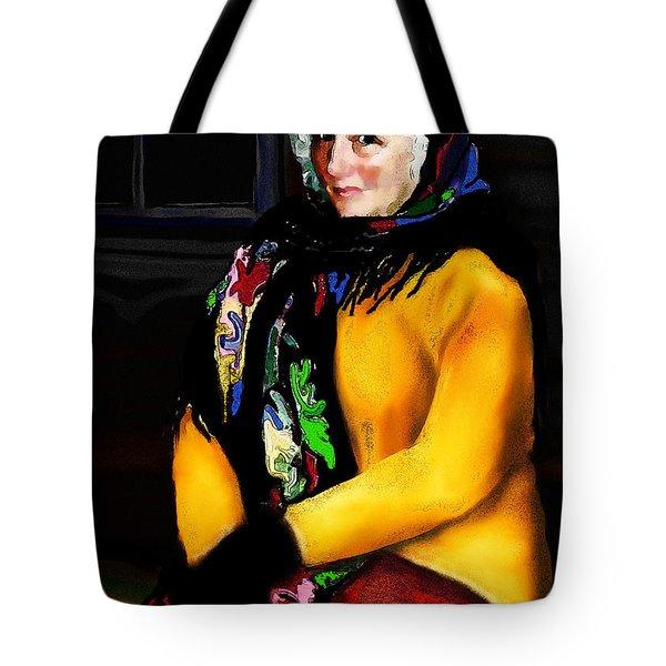La Paysanne Russe Tote Bag