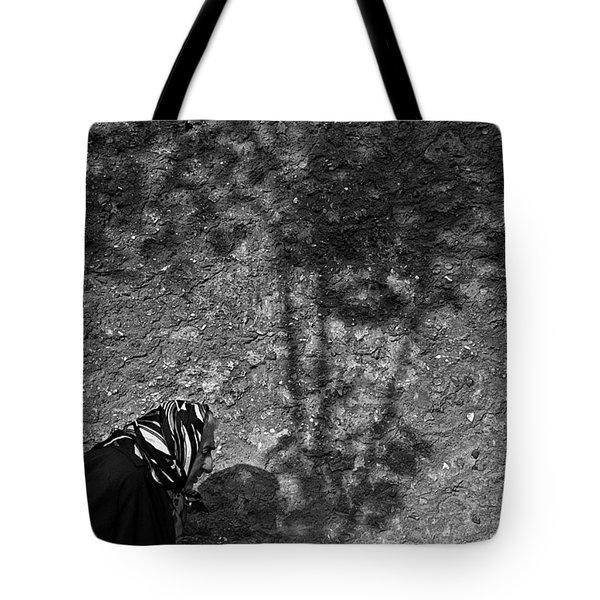 La Vie Tote Bag by Michael Mogensen