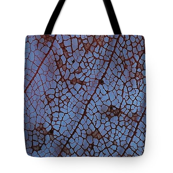 Lace Leaf 1 Tote Bag