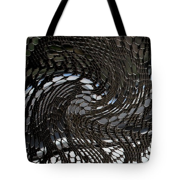 Lacey Abstract2 Tote Bag