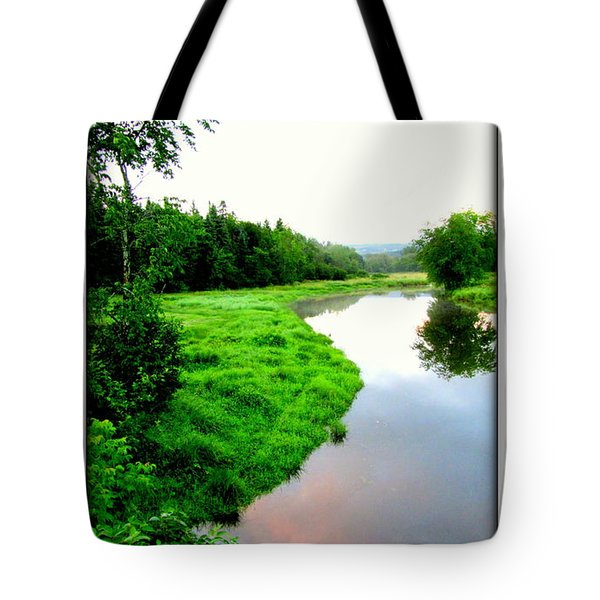 Lacwilliam  St-ferdinand Quebec Tote Bag