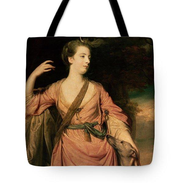 Lady Dawson Tote Bag by Sir Joshua Reynolds