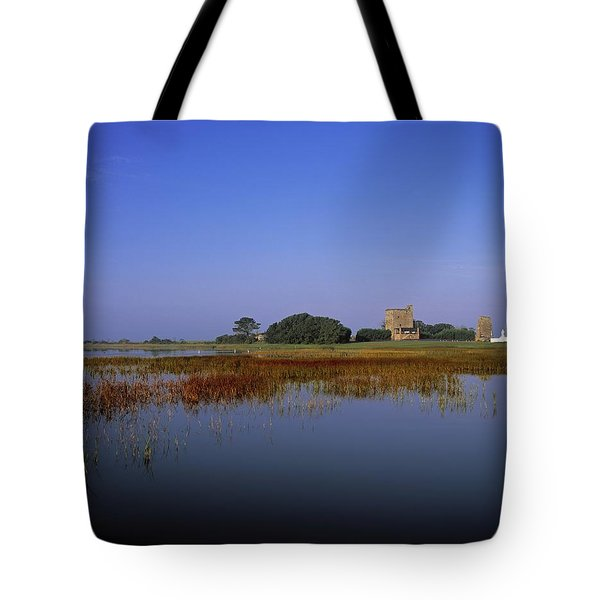 Ladys Island, Co Wexford, Ireland Site Tote Bag by The Irish Image Collection