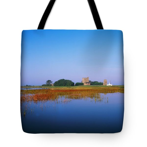Ladys Island, Co Wexford, Ireland Tote Bag by The Irish Image Collection