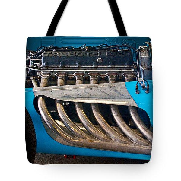 Lago Talbot Tote Bag by Stuart Row