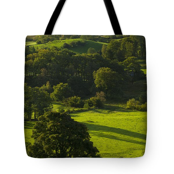 Lake District National Park, Cumbria Tote Bag by Axiom Photographic