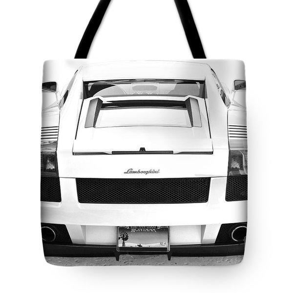 Lambo Gallardo Tote Bag