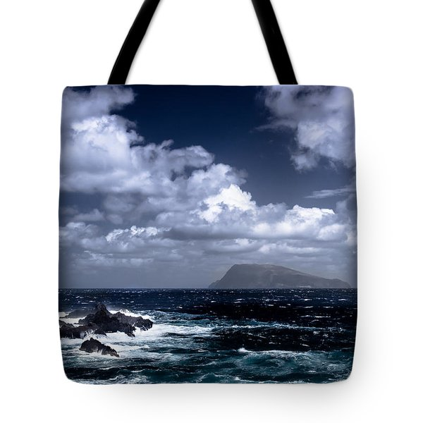 Land In Sight Tote Bag