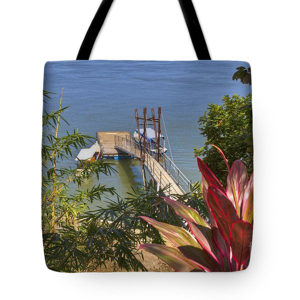 Landing In Boca Chica  Tote Bag by Heiko Koehrer-Wagner