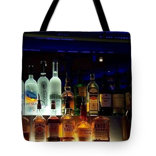 Tote Bag featuring the photograph Las Vegas Hard Rock Cafe by Peter Mooyman