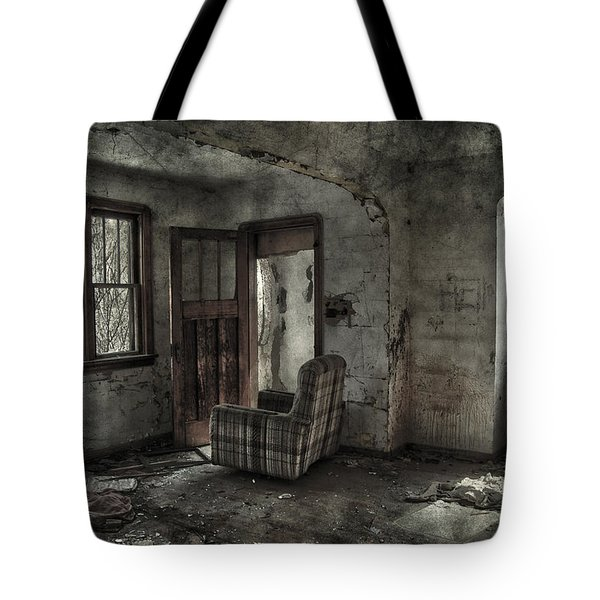Last Days  Tote Bag by Jerry Cordeiro