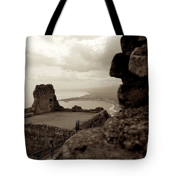 Last Greek Vestige 2 Tote Bag