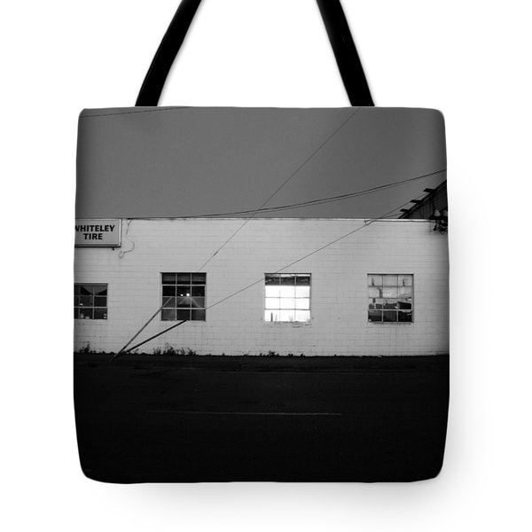 Tote Bag featuring the photograph Last Light On by Kathleen Grace