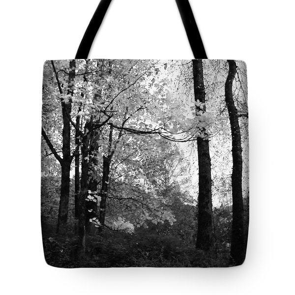 Lasting Leaves Tote Bag by Kathleen Grace