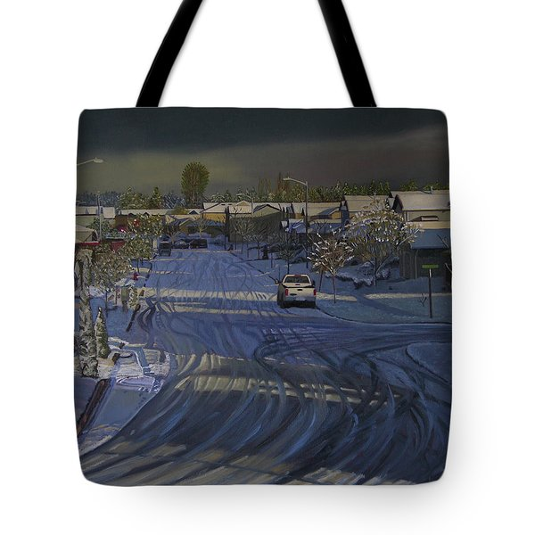 Late Afternoon Sun Tote Bag