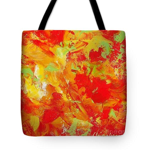 Latin Rythym Tote Bag