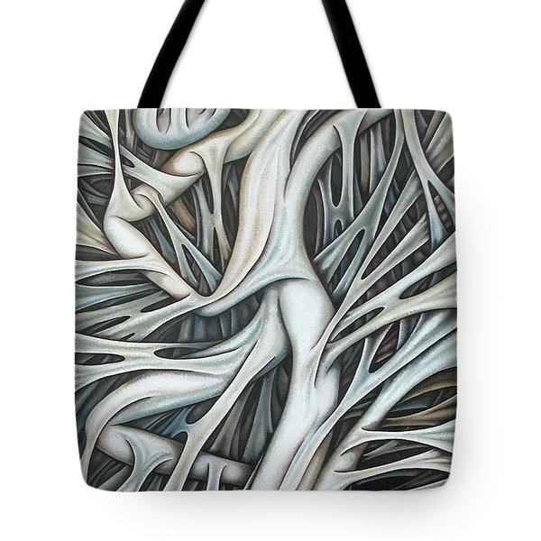 Layers Cxx Tote Bag