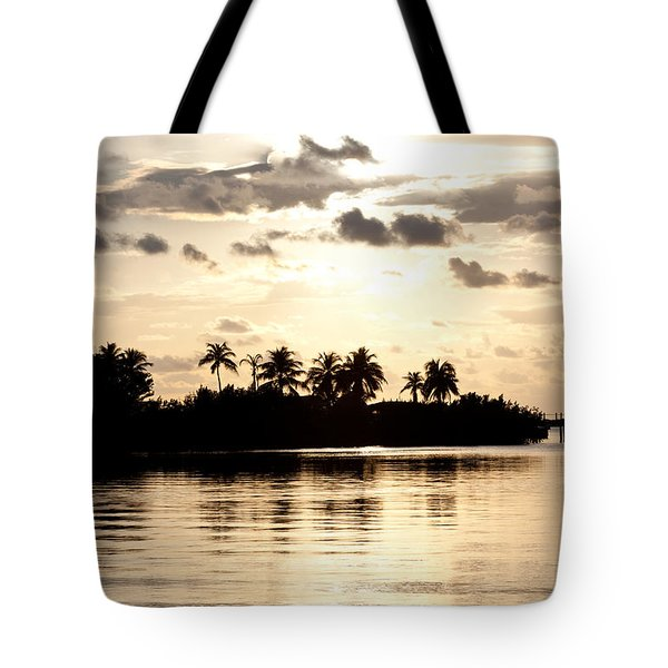 Lazy Islamorada Afternoon Tote Bag by Michelle Wiarda