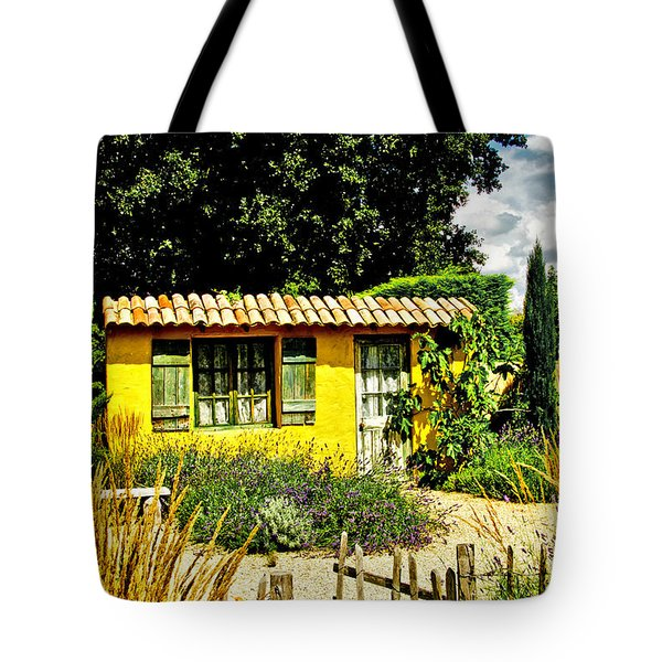 Le Jardin De Vincent Tote Bag by Chris Thaxter