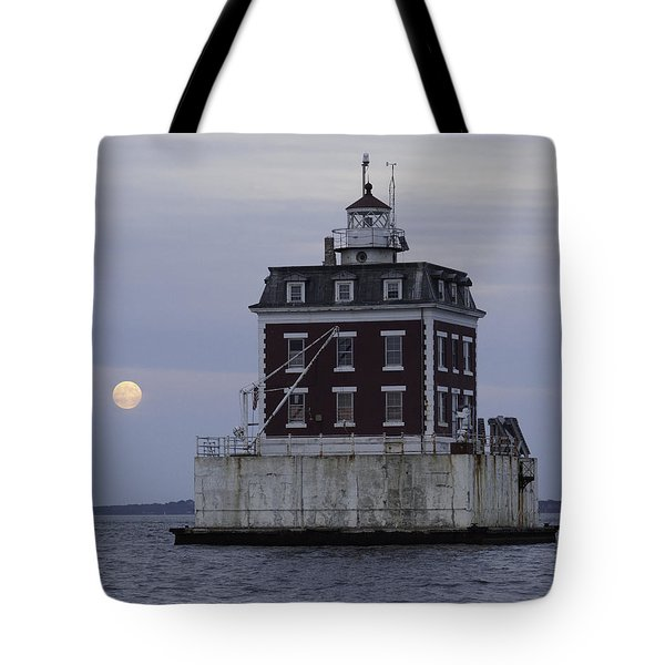 Ledge Light Tote Bag
