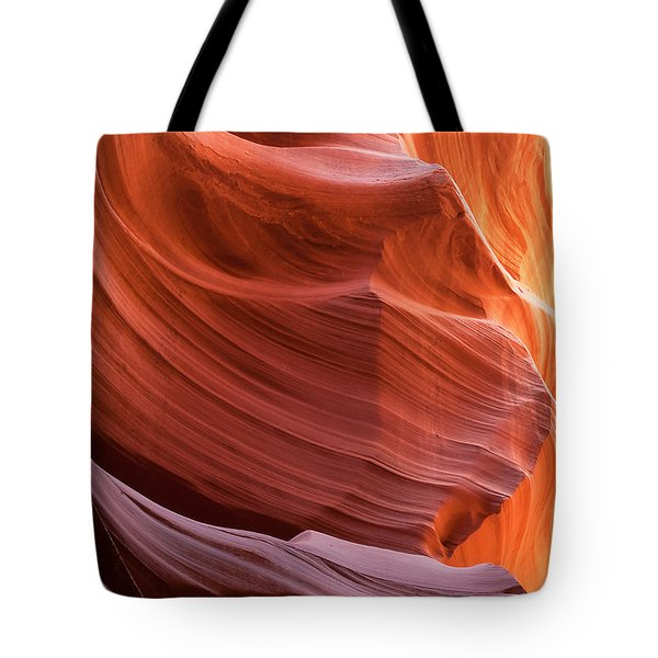 Ledges Tote Bag