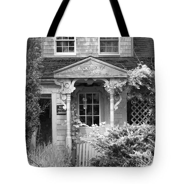 Left Behind Tote Bag by Michelle Wiarda