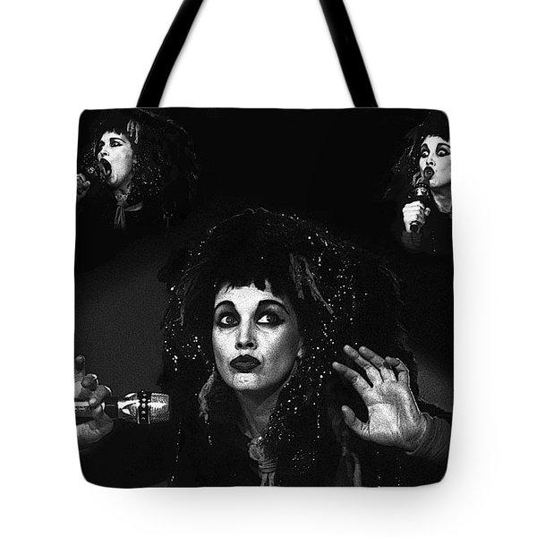 Lene Lovich  Tote Bag