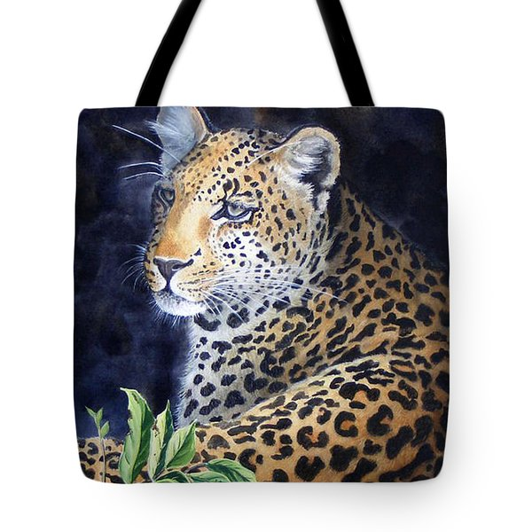 Leopard  Sold  Prints Available Tote Bag