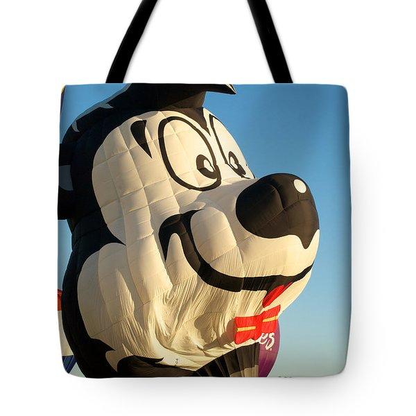 Lepew Tote Bag by Mark Dodd